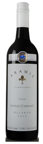 Aramis Shiraz Cabernet White Label